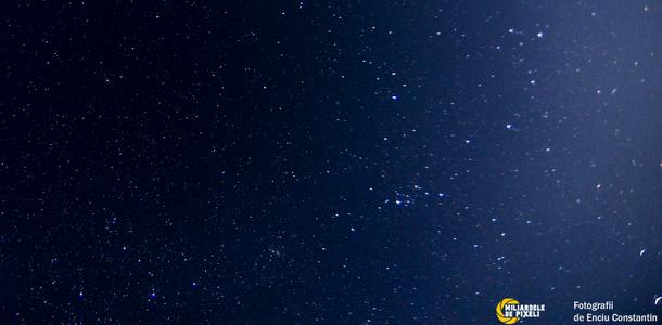Cum sa folosesti fotografiezi cerul instelat.
