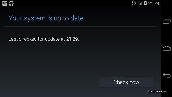 Au inceput actualizarile la Android 5.0 Lollipop