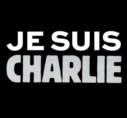 Moi aussi, je suis Charlie!