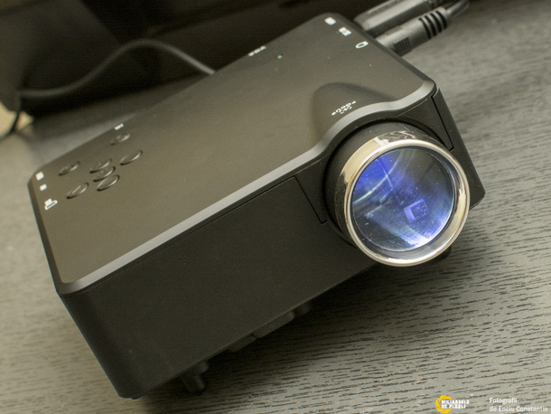 Unboxing MOONSUN GP7S Mini LED Projector