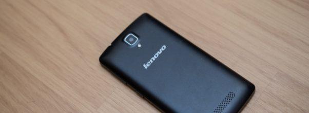 Hard reset pentru telefonul Lenovo A1000