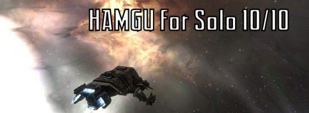 Eve Online: Centus Assembly T.P. Co. Sansha 10/10 DED Solo HAMGU